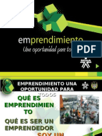 Presentación Emprendimiento SENA (LUIS)