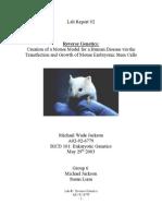 BICD 101 Lab Report #2
