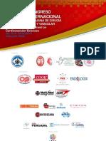 CONGRESO 2013 PERÚ - ORGANIZADORES Y AUSPICIADORES