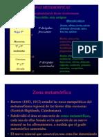 Capitulo 11 Zonas, Facies y Series de Facies Metamorficas