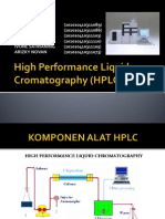 Seminar (HPLC)