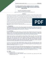 183 191 Knsi2011 029 Analisis Dan Implementasi Klasifikasi Data Mining Menggunakan Jaringan Syaraf Tiruan Dan Evolution Strategies
