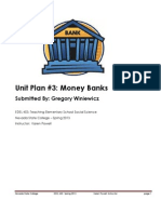 EDEL453 Spring2013 GregWINIEWICZ Unit 2 LESSON 1 Economics Day 3