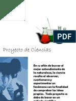 Elaboracion de Proyectos de Ciencias