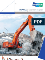 Doosan Excavadora DX700LC_IT