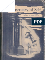 The Sanctuary of Self (1948). First Edition!!!
