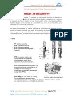 Sistema  de inyección PT