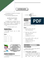 ALG - Guía 3 - Factorización