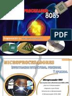 microprocesador 8085