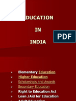 Education in India With Animatiion