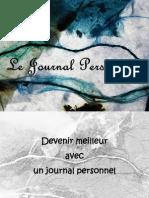 Devenir Meilleur Avec Un Journal Personnel
