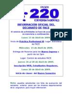 INFORMACIÓN DE LA FACULTAD DE EDUCACIÓN