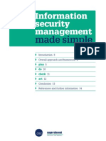 Information Security Made Simple