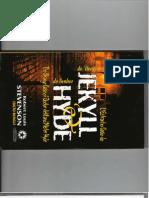 Livro - O Estranho Caso Do Dr Jekyll e Do Sr Hyde