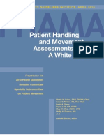 The Facility Guidelines Institute PHAMA