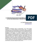 Eclecticismo en Cuba