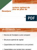 Structura Optima de Capital