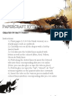 Papercraft Charr PDF by Riot Inducer-d4yishn