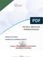 Manual Bionegocios Internacionales i II III IV
