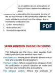 Unit-III- Engine Exhaust Emission Control