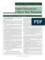 God's Financial Laws