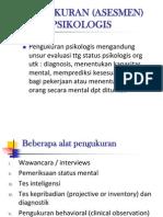 7b. Pengukuran Psikologis (Assessment) - Copy