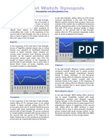 Latest Market Watch Synopsis for May