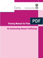 Training Manual for Prosecuters in Anti-Human Trafficking -United Nations Office of Drugs and Crime