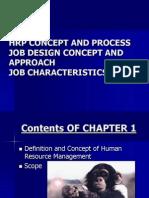 1)HRP & D