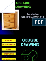Oblique Drawing