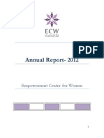 ECW Annual Report 2012