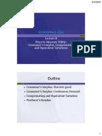 Economics 102 Lecture 8 Ways to Measure Utility Rev