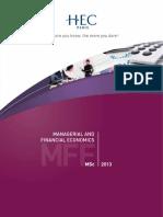 Brochure MFE 2013 Bd