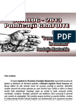 Catalog -2013 Publicatii Gratuite