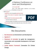 Rio Conference