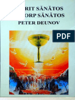 Peter Deunov Spirit Sanatos in Corp Sanatos.