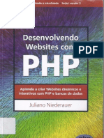 Livro PHP