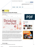 2012-07-26 HK Magazine - Hong Kong's Expensive Wine Industry