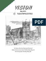 vision magazine May 2013