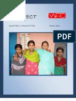 Womenpowerconnect Newsletter Jan - March 2013