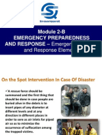 Module 2-B Emergency Preparedness