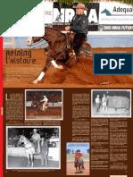 L'histoire du Reining