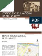 Escuela Profecional de Bellas Artes