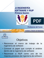 La Ingeniera de Software y Rup3642