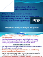 A_Consumer Behaviour in MarketingDecision