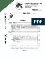 Pioneer F Press Kit