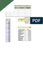 Aplicatia 7 - Baze de Date Excel (Validarea Datelor) - Nerezolvat