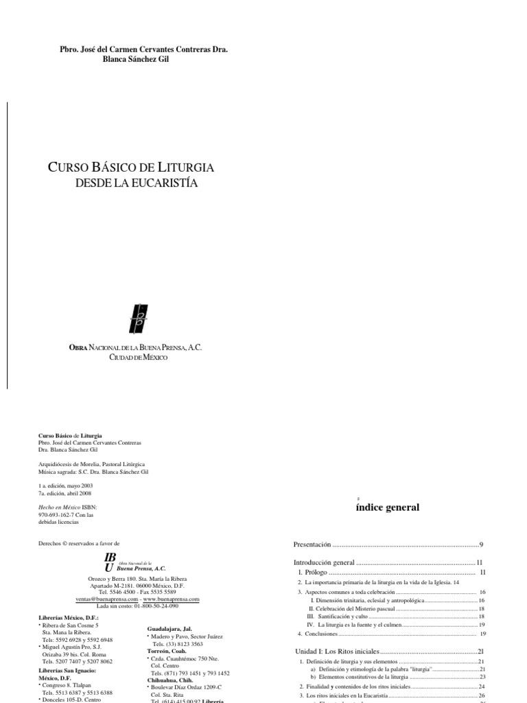 a99d87b24c2 Curso de Liturgia Escaneado Corregido