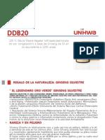 DDB20 (polvo)