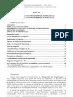 Aula 04   LEGISLAÇÃO ADUANEIRA – RFB/2012PROFESSORES